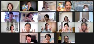 第一回インナーゲーム勉強会(午前の部)参加者の写真